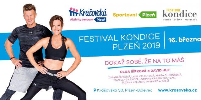 Festival Kondice Plzeň 2019