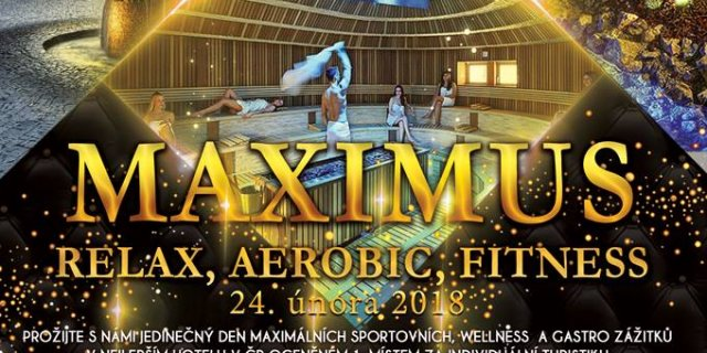 MAXIMUS Relax, Aerobic, Fitness